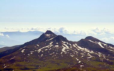 Սերգեյ Չոբրինը մոլորվել էր Արագած լեռան լանջին գտնվող Քարե լճի մոտակայքում