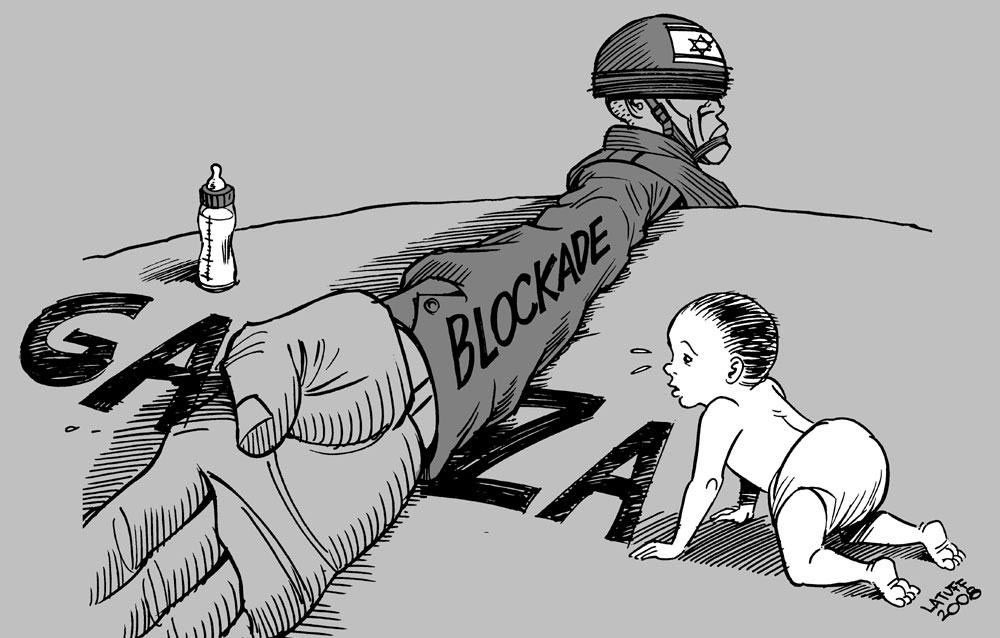 blocage-gaza
