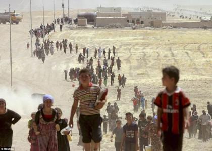 ՄԱԿ ՏԱՀԵՇ-ը Մեղադրած Է Իրաքի Եզիտիները  Ցեղասպանութեան Ենթարկելու Փորձի Համար