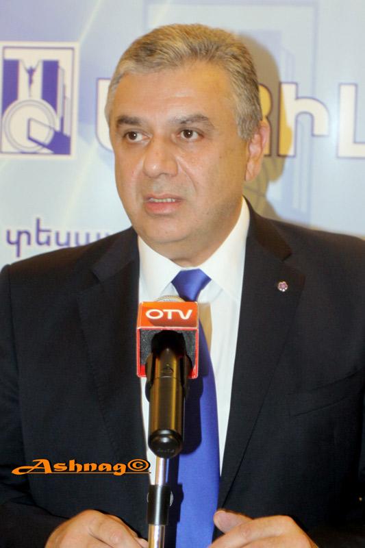 Դեսպան Աշոտ Քոչարեան