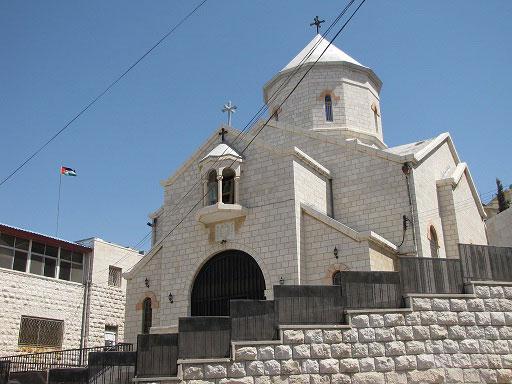 Ամմանի Ս. Թադէոս եկեղեցին